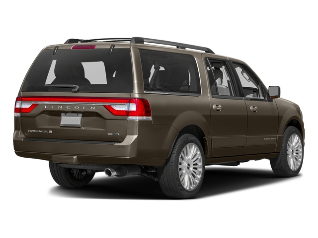 Java Metallic 2016 Lincoln Navigator L Pictures Navigator L Utility 4D Select 2WD V6 Turbo photos rear view