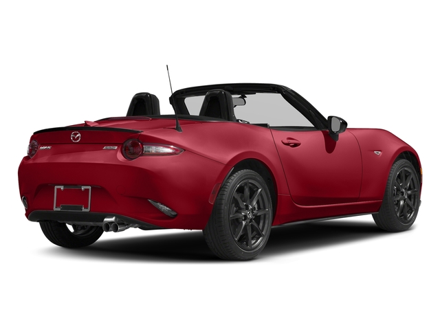 Soul Red Metallic 2016 Mazda MX-5 Miata Pictures MX-5 Miata Convertible 2D Club I4 photos rear view