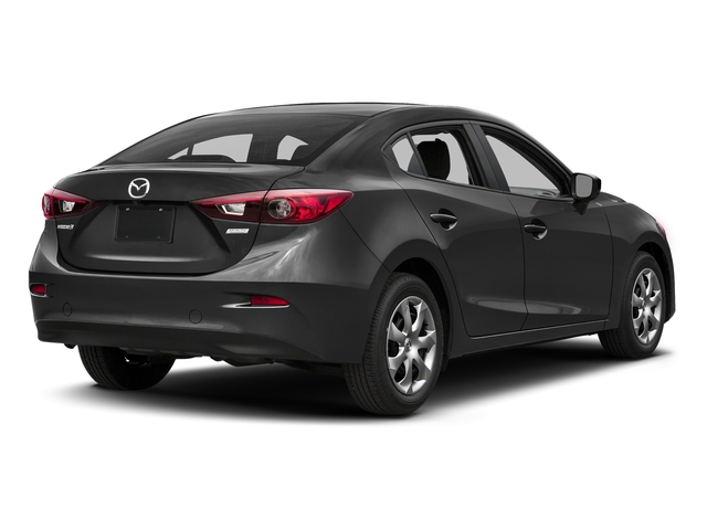 Meteor Gray Mica 2016 Mazda Mazda3 Pictures Mazda3 Sedan 4D i Sport I4 photos rear view