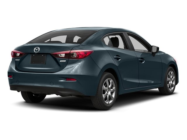 Blue Reflex Mica 2016 Mazda Mazda3 Pictures Mazda3 Sedan 4D i Sport I4 photos rear view