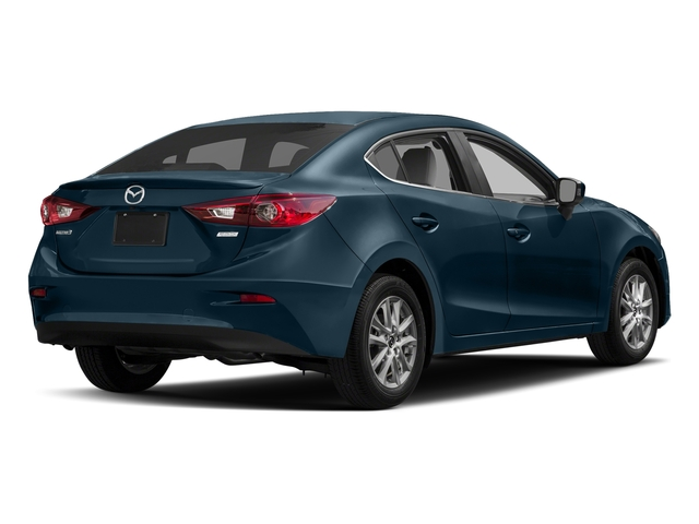 Deep Crystal Blue Mica 2016 Mazda Mazda3 Pictures Mazda3 Sedan 4D i Touring I4 photos rear view
