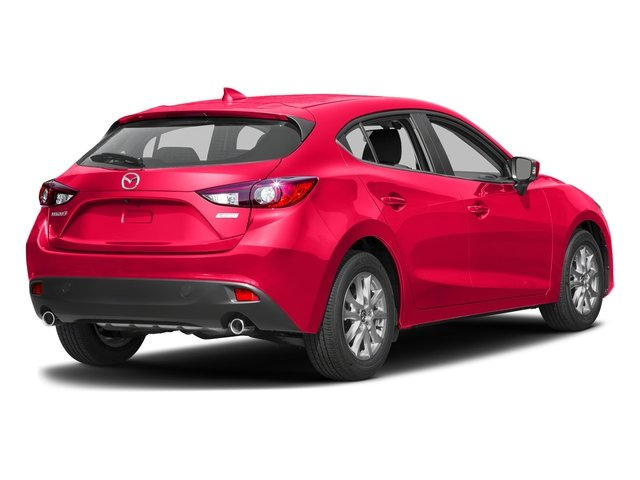 Soul Red Metallic 2016 Mazda Mazda3 Pictures Mazda3 Wagon 5D s Touring I4 photos rear view