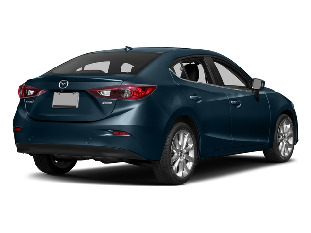 Deep Crystal Blue Mica 2016 Mazda Mazda3 Pictures Mazda3 Sedan 4D s Touring I4 photos rear view