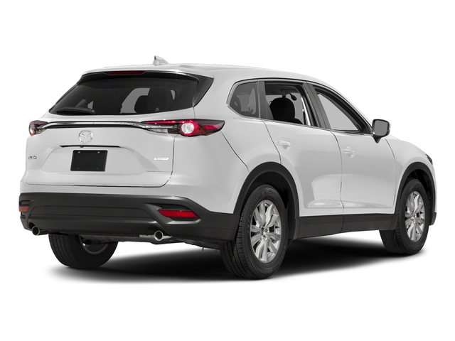 Snowflake White Pearl Mica 2016 Mazda CX-9 Pictures CX-9 Utility 4D Sport 2WD I4 photos rear view