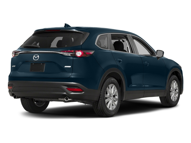Deep Crystal Blue Mica 2016 Mazda CX-9 Pictures CX-9 Utility 4D Sport 2WD I4 photos rear view