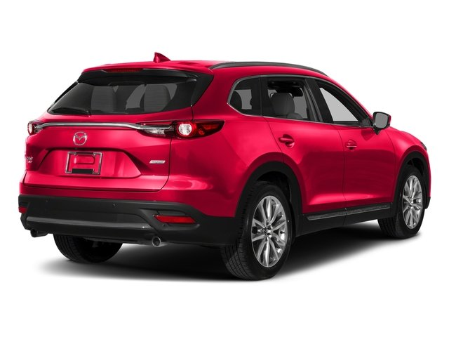 Soul Red Metallic 2016 Mazda CX-9 Pictures CX-9 Utility 4D GT AWD I4 photos rear view