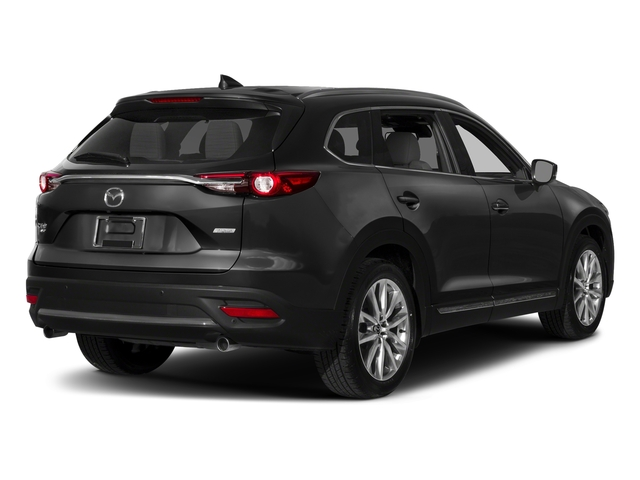 Jet Black Mica 2016 Mazda CX-9 Pictures CX-9 Utility 4D GT AWD I4 photos rear view