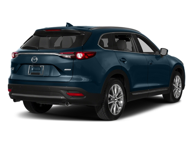 Deep Crystal Blue Mica 2016 Mazda CX-9 Pictures CX-9 Utility 4D GT AWD I4 photos rear view