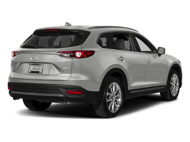 Sonic Silver Metallic 2016 Mazda CX-9 Pictures CX-9 Utility 4D GT AWD I4 photos rear view