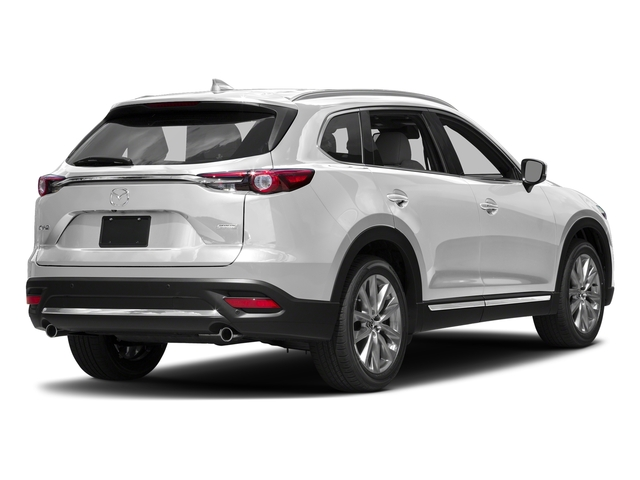 Snowflake White Pearl Mica 2016 Mazda CX-9 Pictures CX-9 Utility 4D GT 2WD I4 photos rear view