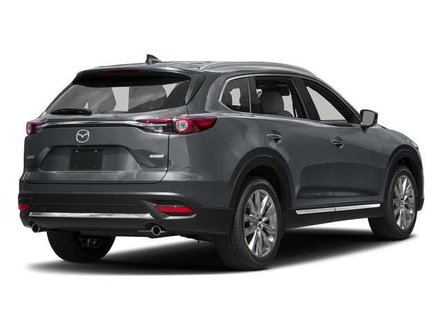 Machine Gray Metallic 2016 Mazda CX-9 Pictures CX-9 Utility 4D GT 2WD I4 photos rear view