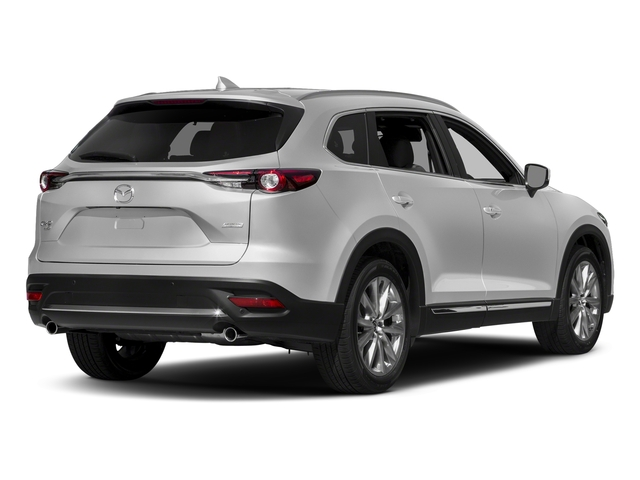 Snowflake White Pearl Mica 2016 Mazda CX-9 Pictures CX-9 Utility 4D Signature AWD I4 photos rear view