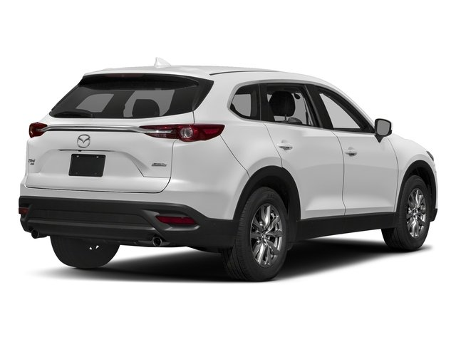 Snowflake White Pearl Mica 2016 Mazda CX-9 Pictures CX-9 Utility 4D Touring AWD I4 photos rear view