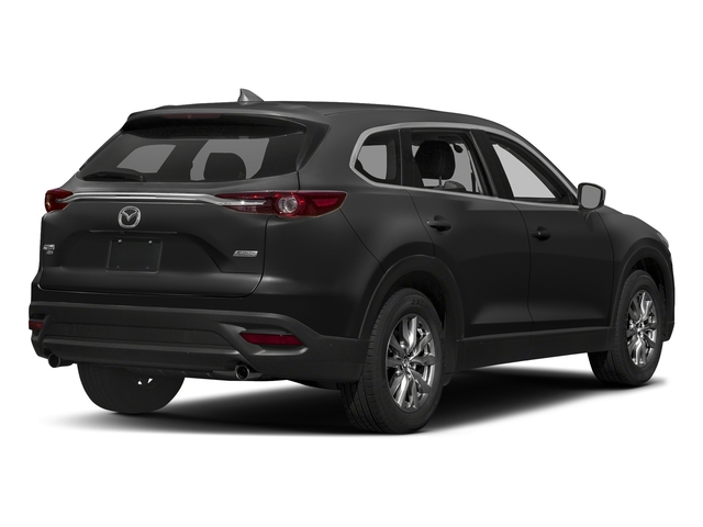 Jet Black Mica 2016 Mazda CX-9 Pictures CX-9 Utility 4D Touring AWD I4 photos rear view