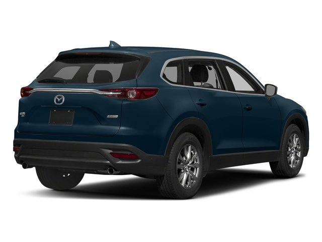 Deep Crystal Blue Mica 2016 Mazda CX-9 Pictures CX-9 Utility 4D Touring AWD I4 photos rear view