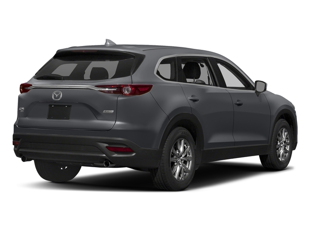 Machine Gray Metallic 2016 Mazda CX-9 Pictures CX-9 Utility 4D Touring AWD I4 photos rear view