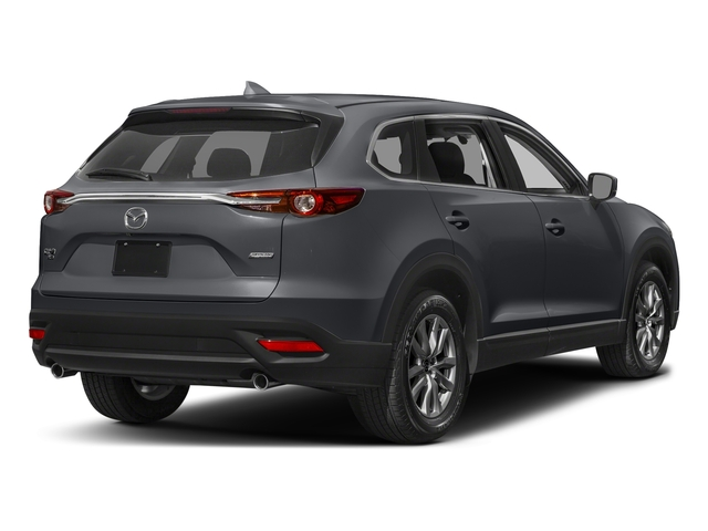 Machine Gray Metallic 2016 Mazda CX-9 Pictures CX-9 Utility 4D Sport AWD I4 photos rear view