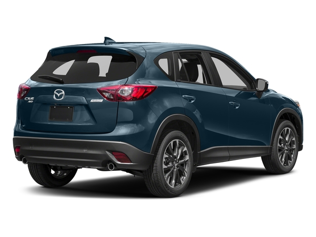 Deep Crystal Blue Mica 2016 Mazda CX-5 Pictures CX-5 Utility 4D GT AWD I4 photos rear view