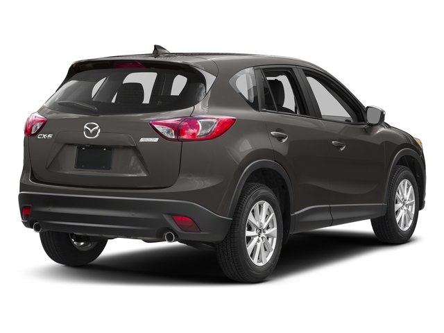 Titanium Flash Mica 2016 Mazda CX-5 Pictures CX-5 Utility 4D Sport 2WD I4 photos rear view