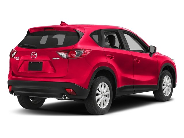 Soul Red Metallic 2016 Mazda CX-5 Pictures CX-5 Utility 4D Sport AWD I4 photos rear view