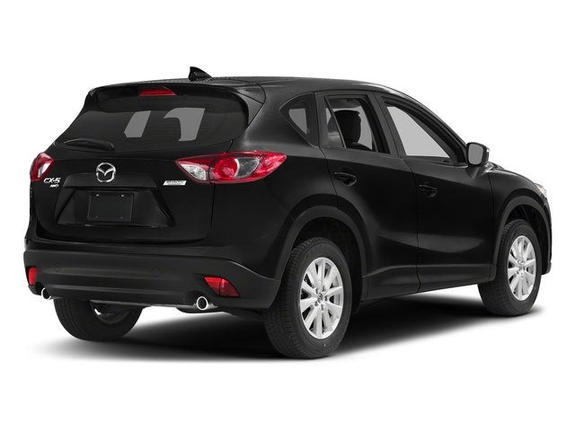 Jet Black Mica 2016 Mazda CX-5 Pictures CX-5 Utility 4D Sport AWD I4 photos rear view