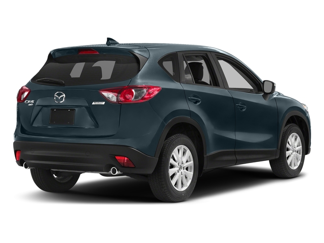 Blue Reflex Mica 2016 Mazda CX-5 Pictures CX-5 Utility 4D Sport AWD I4 photos rear view