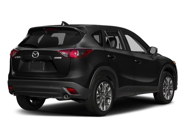 Jet Black Mica 2016 Mazda CX-5 Pictures CX-5 Utility 4D GT 2WD I4 photos rear view