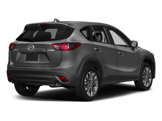 Meteor Gray Mica 2016 Mazda CX-5 Pictures CX-5 Utility 4D GT 2WD I4 photos rear view