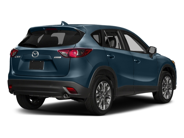 Deep Crystal Blue Mica 2016 Mazda CX-5 Pictures CX-5 Utility 4D GT 2WD I4 photos rear view