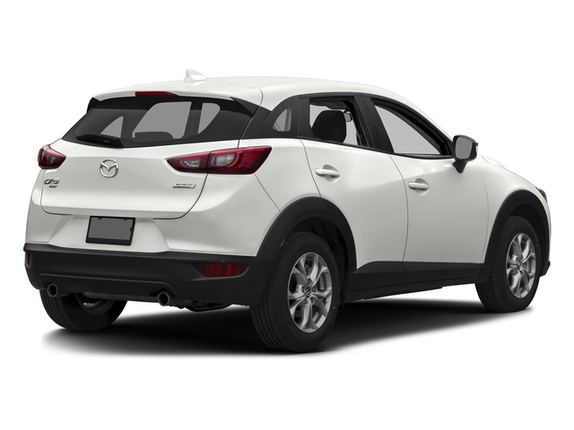 Crystal White Pearl Mica 2016 Mazda CX-3 Pictures CX-3 Utility 4D Touring AWD I4 photos rear view