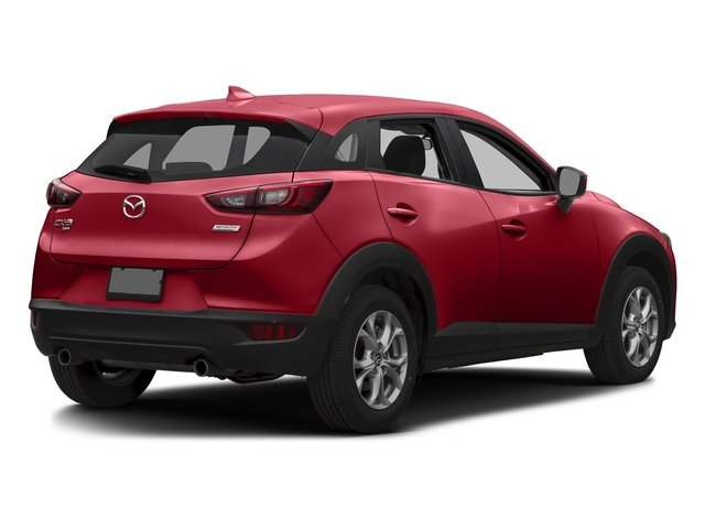 Soul Red Metallic 2016 Mazda CX-3 Pictures CX-3 Utility 4D Touring AWD I4 photos rear view