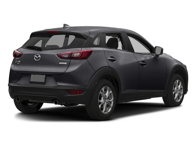 Meteor Gray Mica 2016 Mazda CX-3 Pictures CX-3 Utility 4D Touring AWD I4 photos rear view
