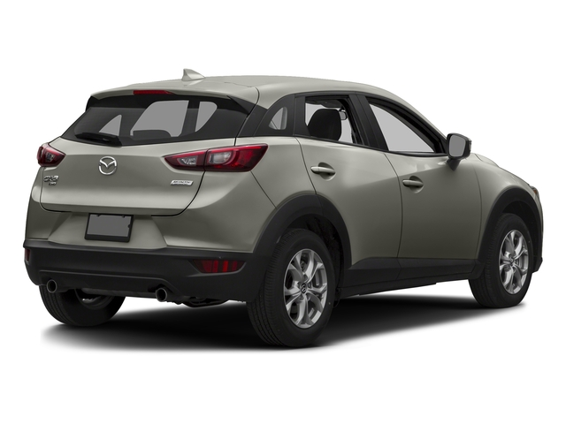 Ceramic Silver Metallic 2016 Mazda CX-3 Pictures CX-3 Utility 4D Touring AWD I4 photos rear view