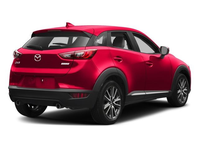 Soul Red Metallic 2016 Mazda CX-3 Pictures CX-3 Utility 4D GT AWD I4 photos rear view