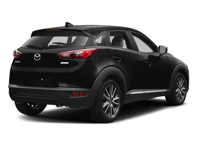 Jet Black Mica 2016 Mazda CX-3 Pictures CX-3 Utility 4D GT AWD I4 photos rear view