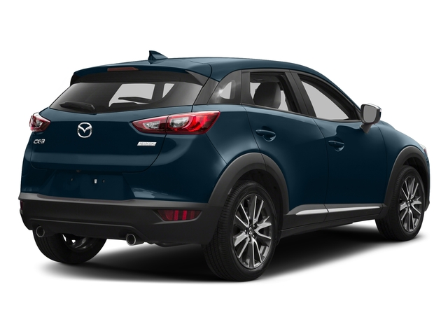 Deep Crystal Blue Mica 2016 Mazda CX-3 Pictures CX-3 Utility 4D GT AWD I4 photos rear view