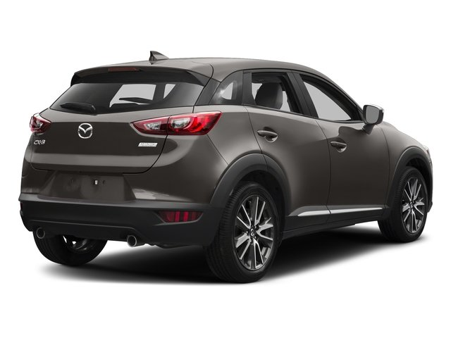Titanium Flash Mica 2016 Mazda CX-3 Pictures CX-3 Utility 4D GT AWD I4 photos rear view