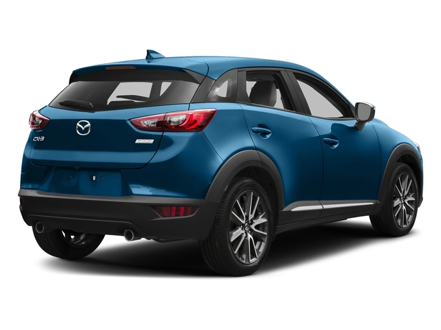 Dynamic Blue Mica 2016 Mazda CX-3 Pictures CX-3 Utility 4D GT AWD I4 photos rear view