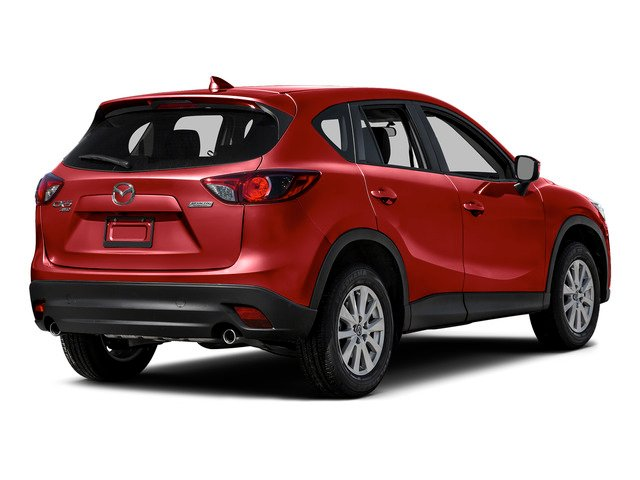 Soul Red Metallic 2016 Mazda CX-5 Pictures CX-5 Utility 4D Touring AWD I4 photos rear view