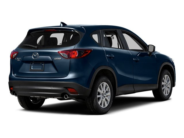 Blue Reflex Mica 2016 Mazda CX-5 Pictures CX-5 Utility 4D Touring AWD I4 photos rear view