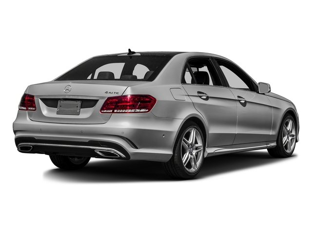 designo Magno Alanite Grey (Matte Finish) 2016 Mercedes-Benz E-Class Pictures E-Class Sedan 4D E350 V6 photos rear view
