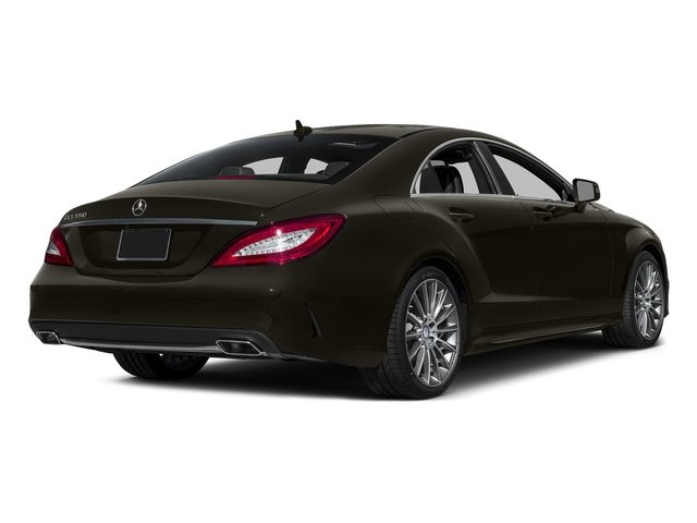 Dakota Brown Metallic 2016 Mercedes-Benz CLS Pictures CLS Sedan 4D CLS550 V8 Turbo photos rear view