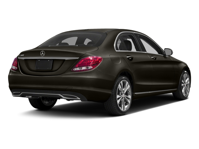 Dakota Brown Metallic 2016 Mercedes-Benz C-Class Pictures C-Class Sedan 4D C300 AWD I4 Turbo photos rear view