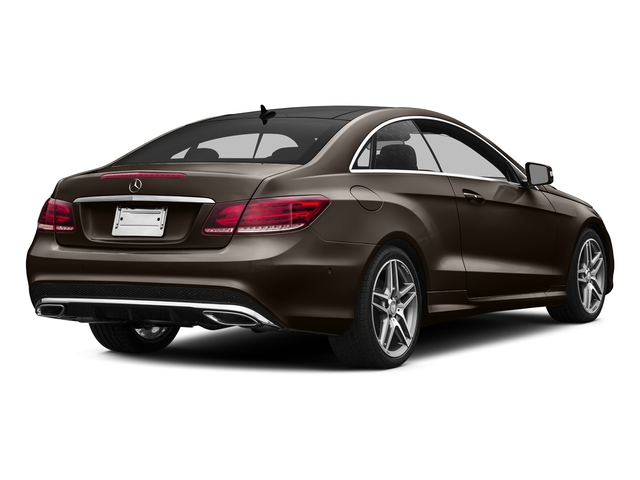 Dolomite Brown Metallic 2016 Mercedes-Benz E-Class Pictures E-Class Coupe 2D E400 V6 Turbo photos rear view