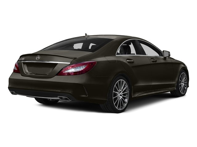 Dakota Brown Metallic 2016 Mercedes-Benz CLS Pictures CLS Sedan 4D CLS400 V6 Turbo photos rear view
