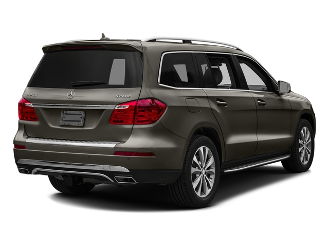 Dakota Brown Metallic 2016 Mercedes-Benz GL Pictures GL Utility 4D GL450 4WD V6 photos rear view