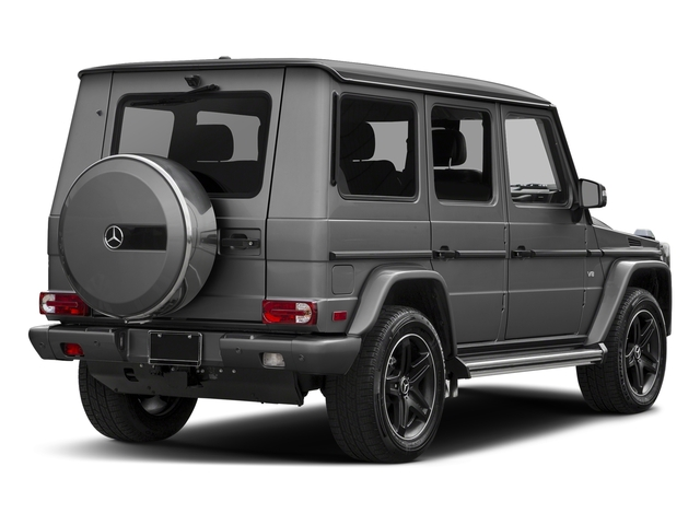 designo Graphite 2016 Mercedes-Benz G-Class Pictures G-Class 4 Door Utility 4Matic photos rear view
