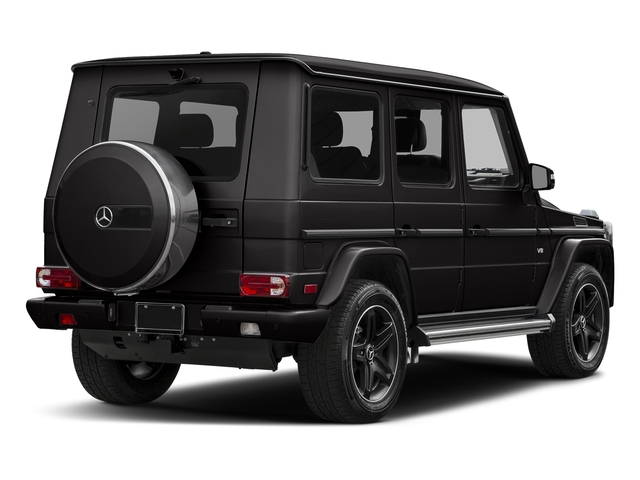 designo Platinum Black 2016 Mercedes-Benz G-Class Pictures G-Class 4 Door Utility 4Matic photos rear view