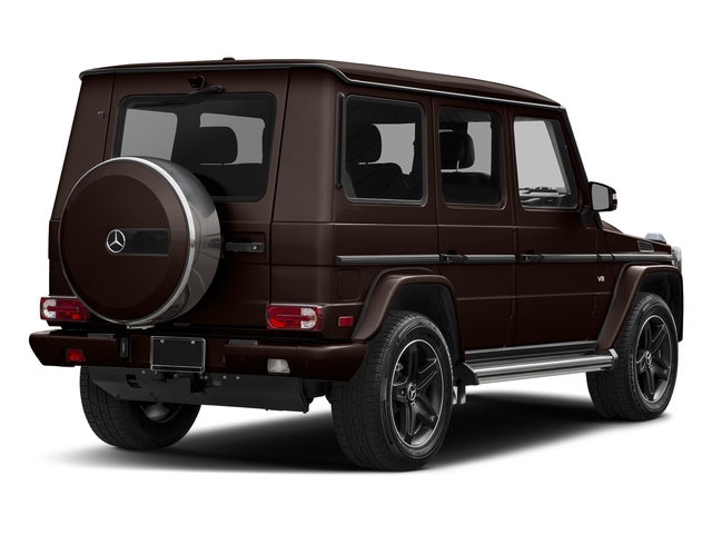 designo Mystic Brown 2016 Mercedes-Benz G-Class Pictures G-Class 4 Door Utility 4Matic photos rear view