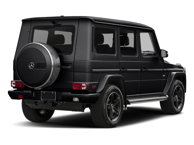 Black Opal Metallic 2016 Mercedes-Benz G-Class Pictures G-Class 4 Door Utility 4Matic photos rear view